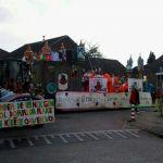 Grote Optocht van Veulen (Venray) : Op tocht