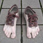 Wie de schoen past .....................aan