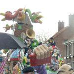 Carnavalswagen BC de Durdouers 2012