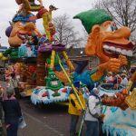 Carnavalswagen BC de Bokkerijders 2009