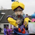 Optocht van Ewijk (Beuningen)
