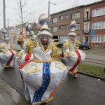 Grote Optocht van Mortsel : Carnaval Mortsel 2018