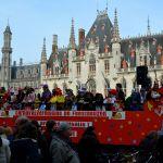 Optocht van Brugge