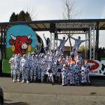 Optocht van Menen : Carnavalstoet Menen