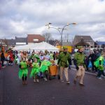 Overpelt Carnavalstoet Belgie Limburg (10-03-2019)
