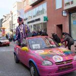Optocht van Roeselare : Rodenbach carnaval Comité