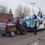Carnavalstoet in Tienen 2019