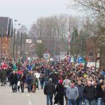37ste internationale carnavalstoet te Zichem (zo26-02-17)