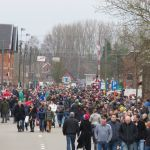 37ste internationale carnavalstoet te Zichem (zo26-02-17)