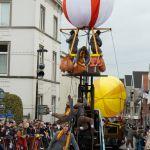 Carnaval Zwevezele - stoet