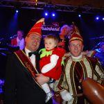 Prins niels met adjudant barry vrolijke eilanders aerdt