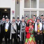 Prins en gevolg carnaval 2020