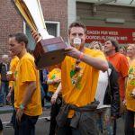 Bloemencorso van Zundert : De winnaar kiest voor meerdere bekers!