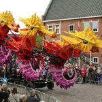 Bloemencorso van Lichtenvoorde : Bloemencorso Lichtenvoorde groep Rensing 2013