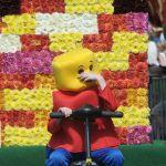 Bouwgroep de Deltons - Legohuisje Bloemencorso 2016