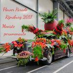 De mooiste personenauto van Flower Parade 2017