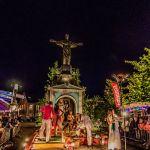 Allegorische Optocht Sint Nicolaasga