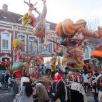 Carnavalsoptocht van het Krabbegat 5-3-2019