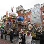 Optocht Bergen op Zoom 25-02-2020