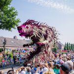 Bloemencorso van Sint Jansklooster