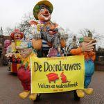 Foto prinsenwagen CV De Doordouwers Lithoijen - Teeffelen